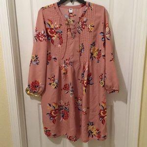 Vguc old navy floral dress